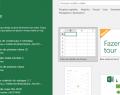 Iniciando o Microsoft Excel