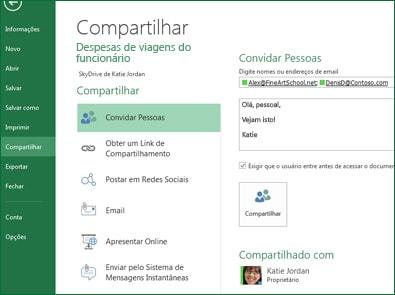 Excel no Office 365