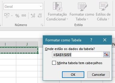 formatar-como-tabela