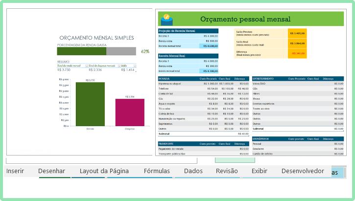 melhores práticas ao trabalhar com Microsoft Excel
