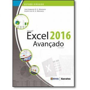 Livro - Microsoft Excel 2016 Avançado