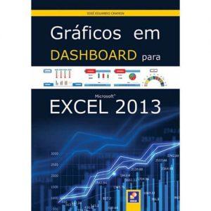 Livro Dashboard e Gráficos Excel 2013