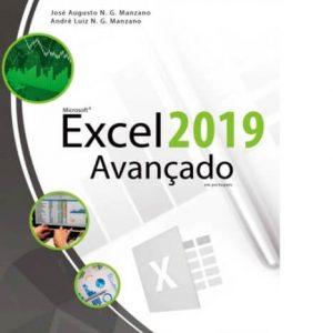 Livro de Excel 2019