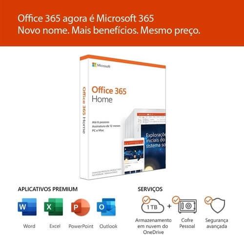 Microsoft Office 365 Home 2019