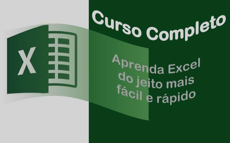 Curso Excel COMPLETO do Básico ao Avançado