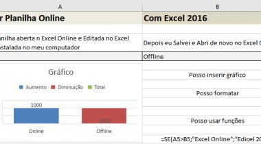 Como Editar Planilhas Online no Excel do Computador