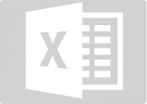 Qual é o propósito de usar uma planilha de Excel