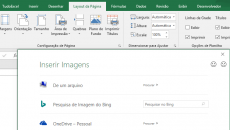 Usando a Guia Layout de Página no Excel