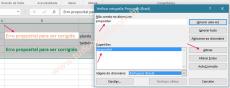 Verificar Ortografia no Microsoft Excel